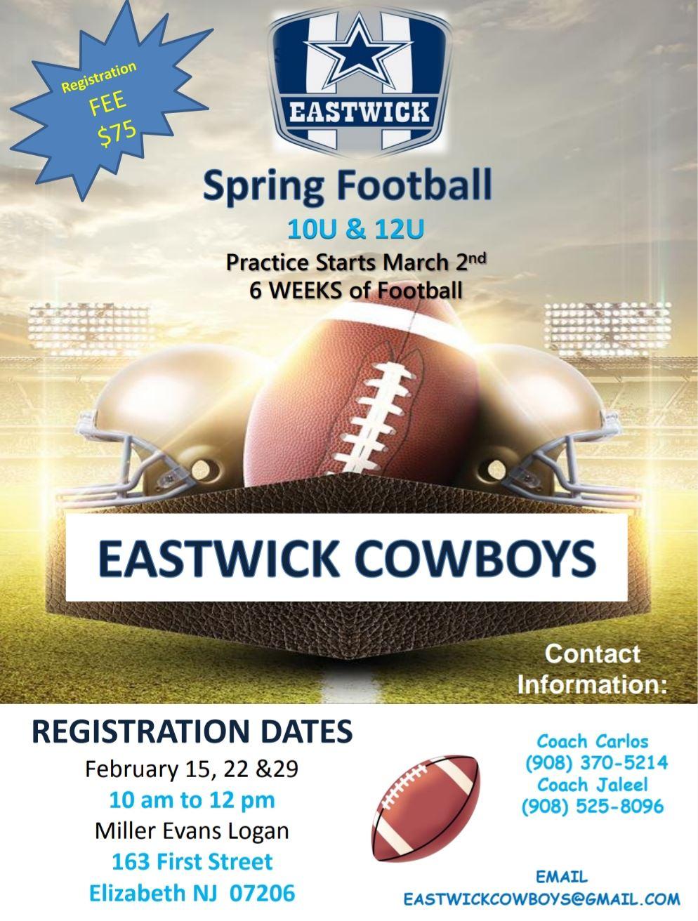 Eastwick Cowboys