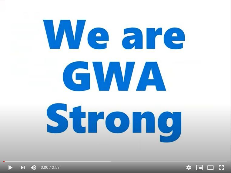 We Are GWA Strong
