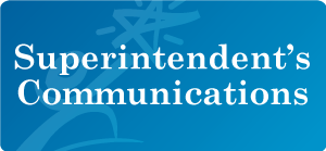 Superintendent's Communications