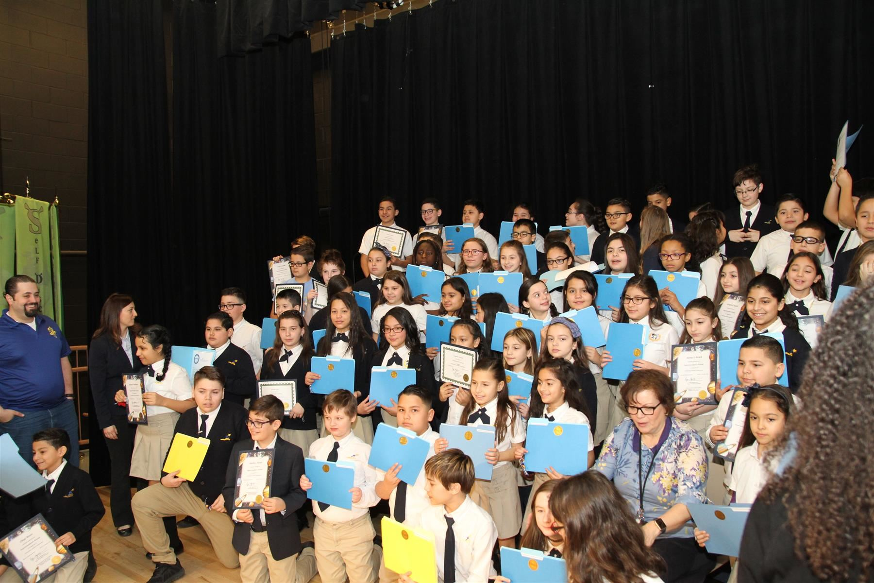 Honor Roll Ceremony @ Victor Mravlag
