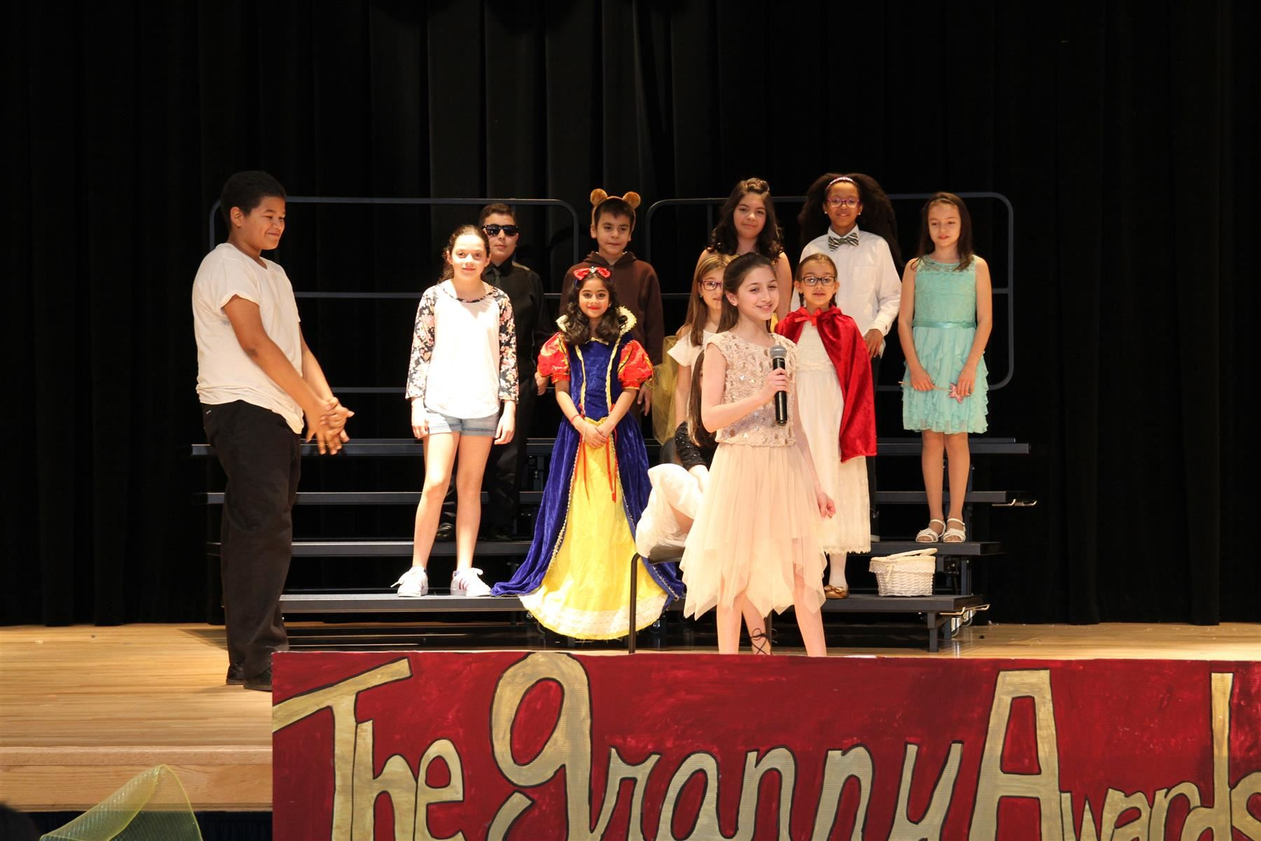 """The Granny Awards."" @ School 21"