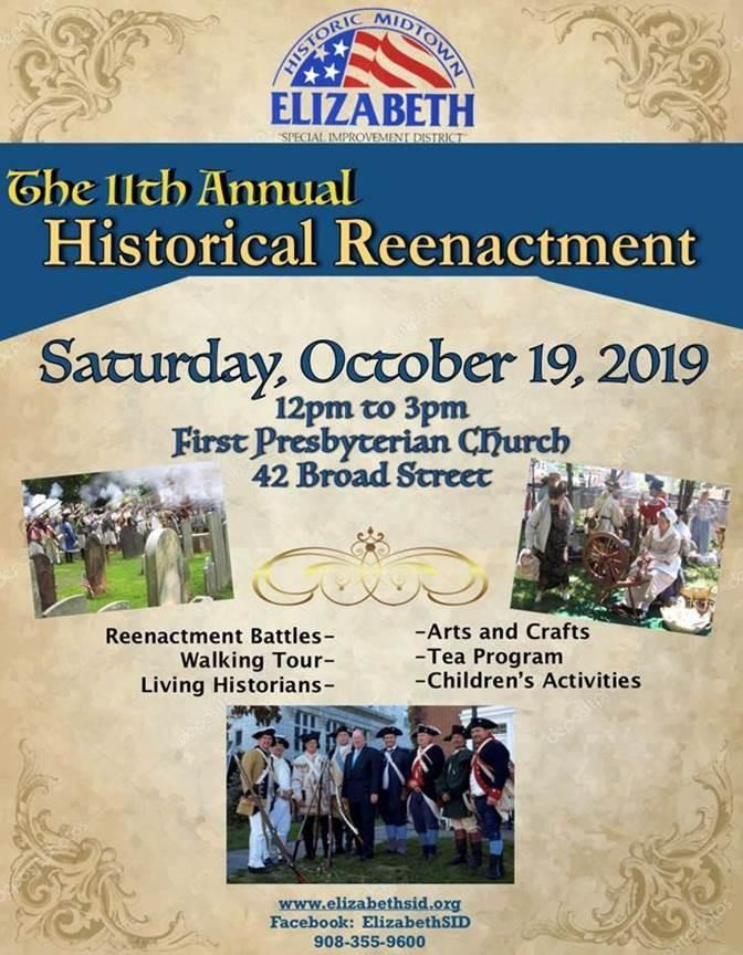 The 11th Annual Historical Reenactment