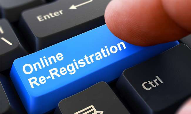 6th and 9th Grade Re-registration