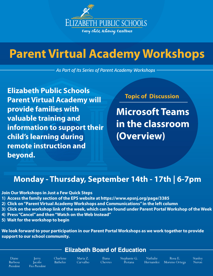 Parent Virtual Academy Workshops - Cyber Security  (Learn how to protect your child online)