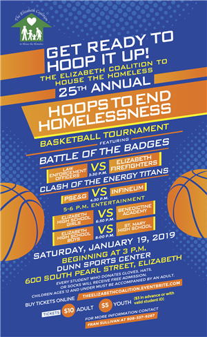 Hoops to End Homelessness