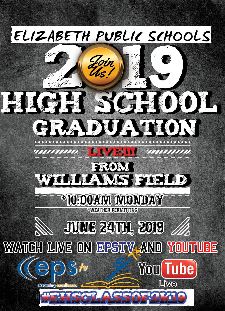 2019 High School Graduation