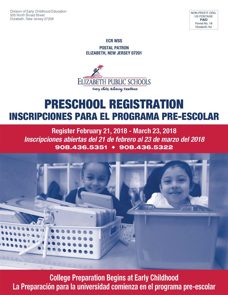 Early Childhood Brochure - January 2018