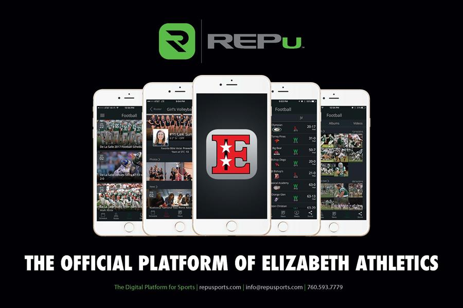 EHS Custom Branded Athletic App