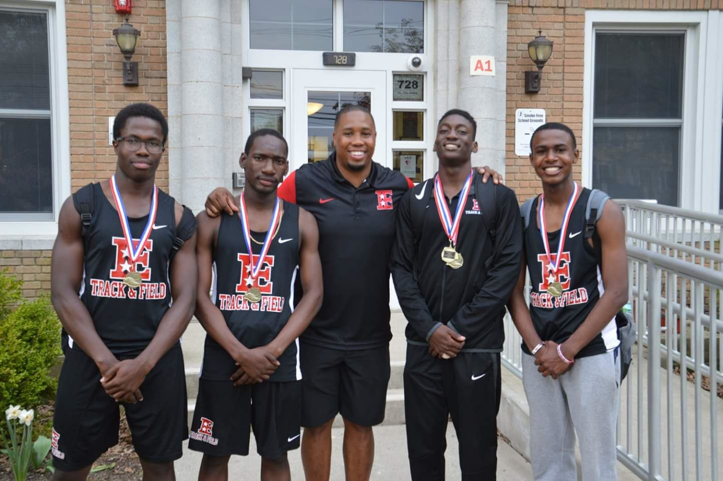 Boys Track County Relays