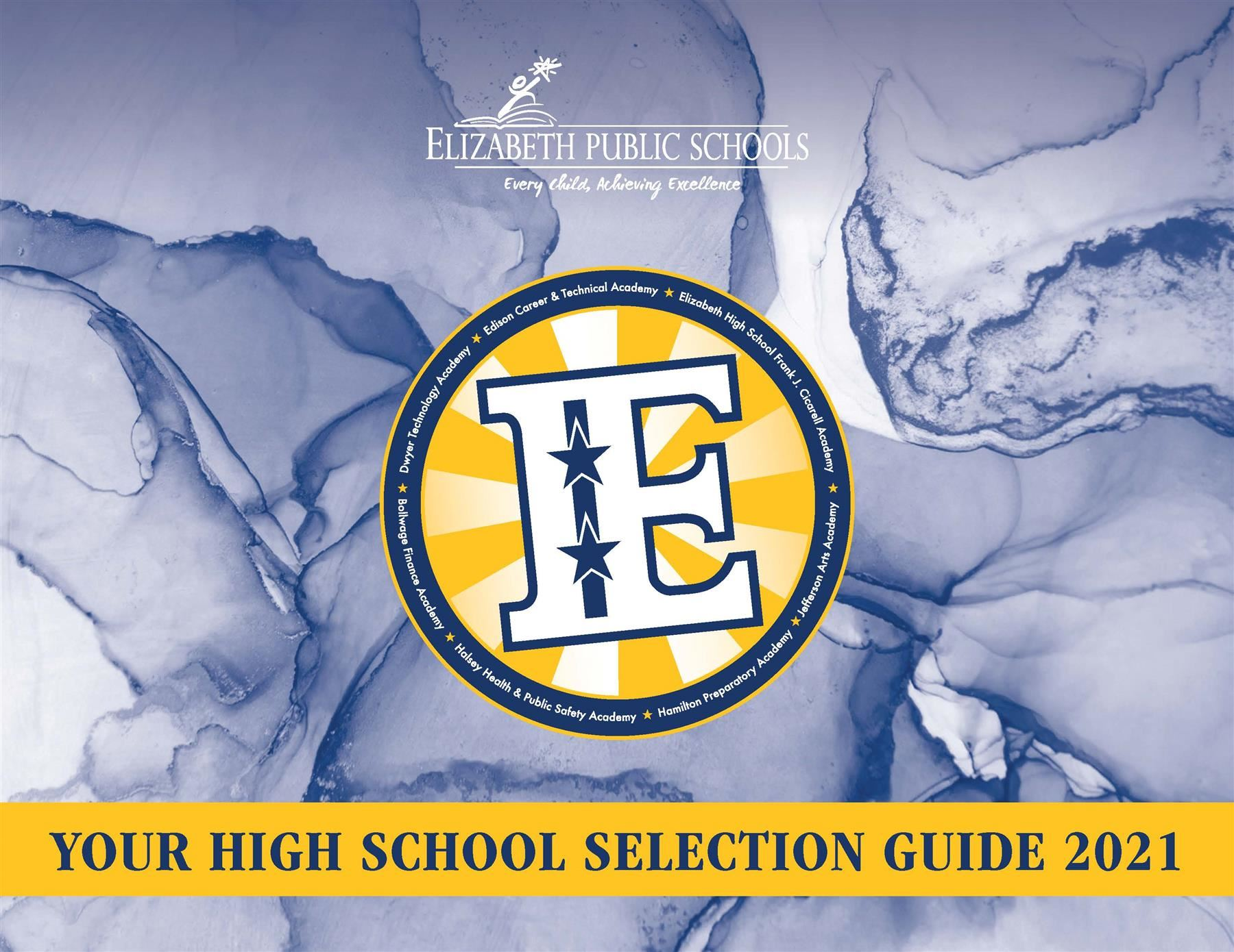 High Schools Selection Guide Brochure 2021