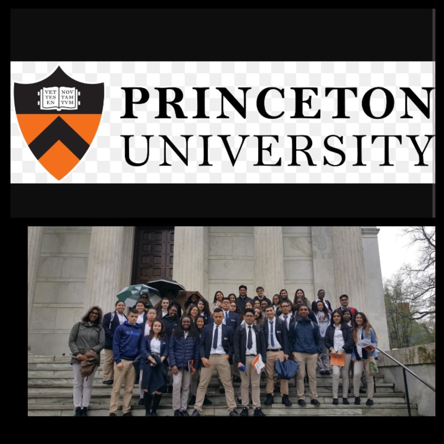 Top Ranking Juniors visit Princeton University!