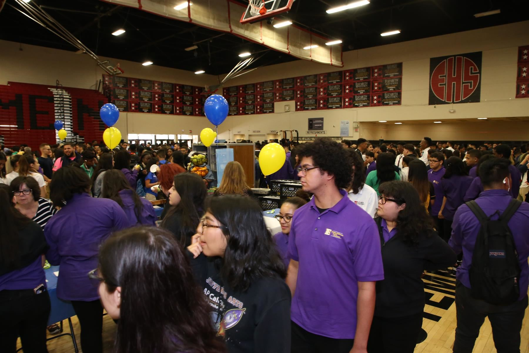Thousands of EPS High School Students Take A Healthy Leap into Summer