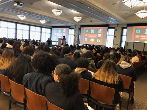 EOF Annual EOF Young Women's Leadership Conference 2019