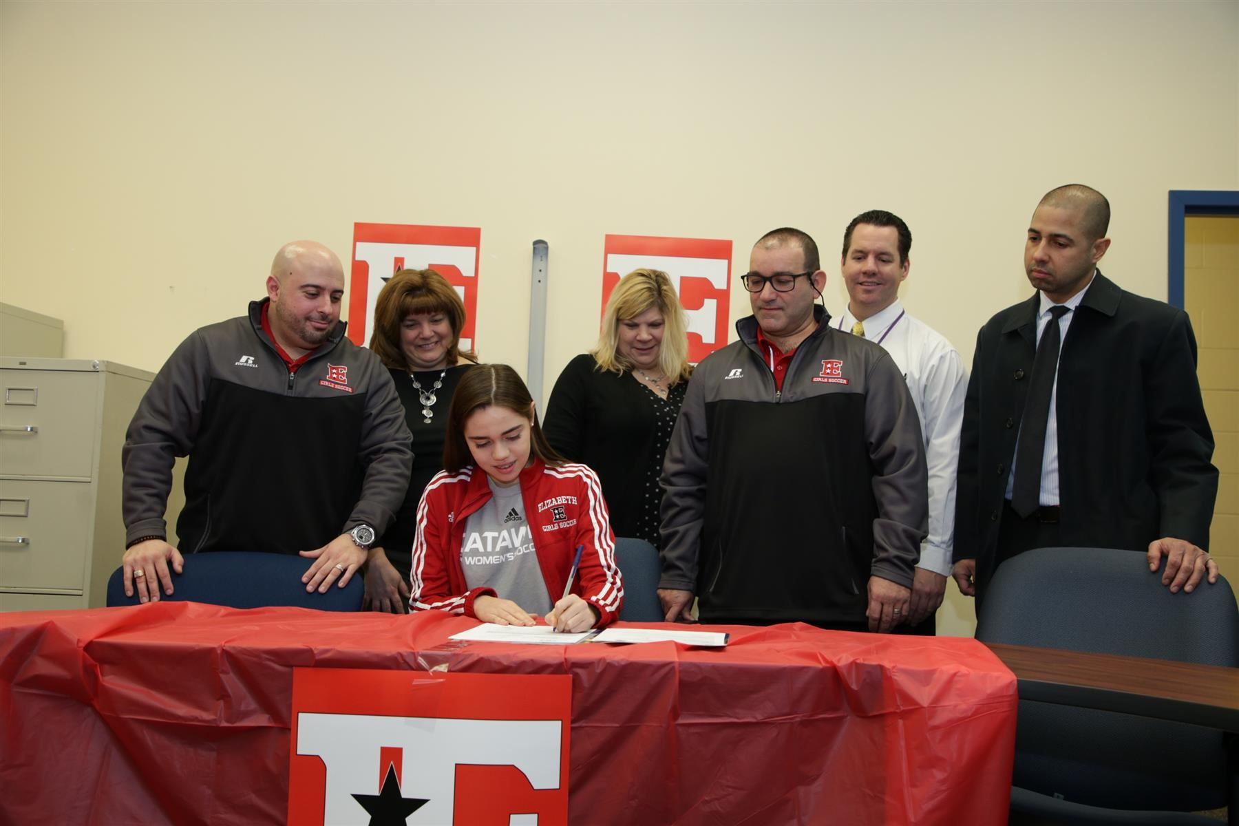 Mariaelena Torres Signs Letter of Intent