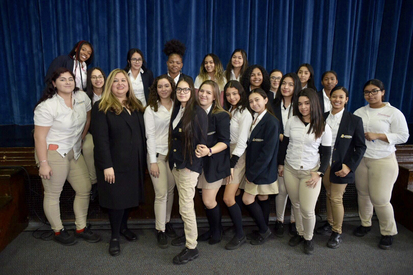 Women's History Month Assemblies