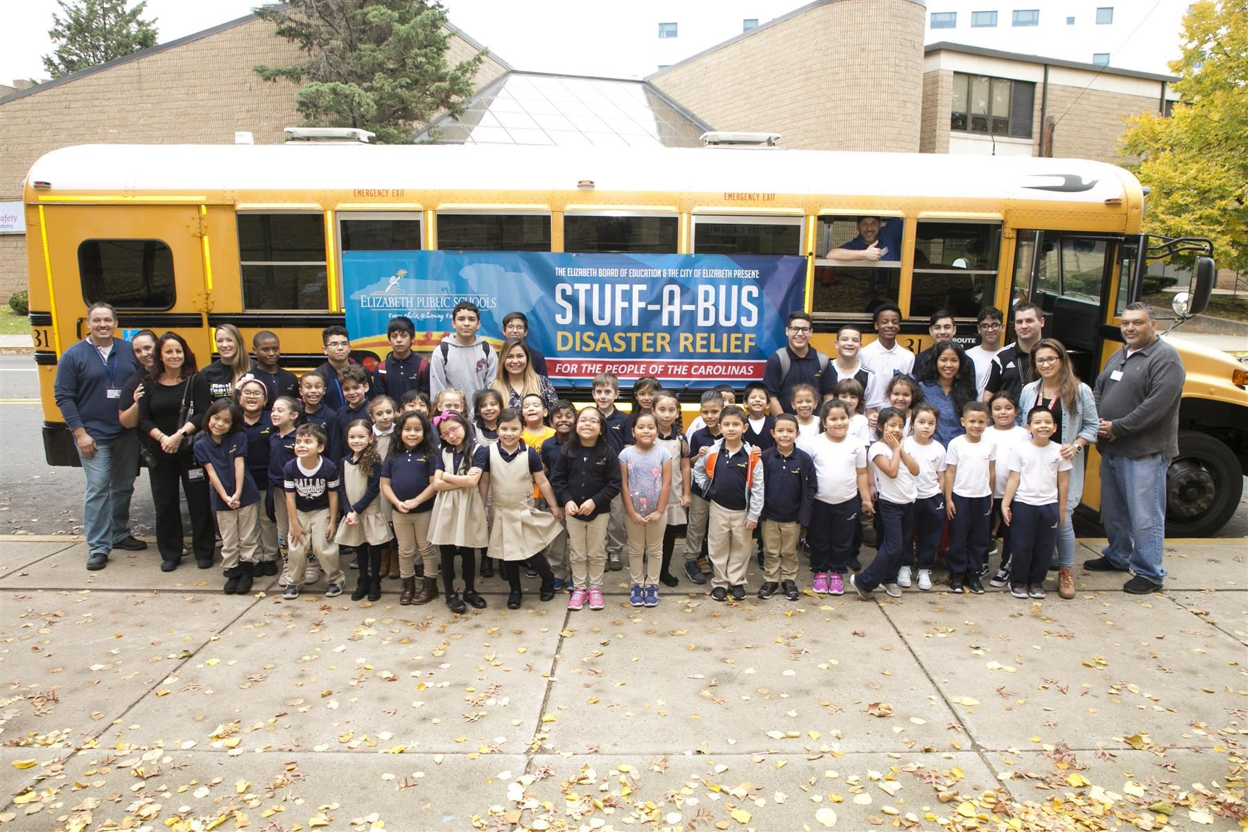 Stuff-A-Bus Fall 2018