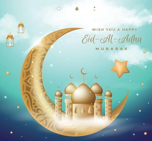 Wish You a Happy Eid-Al-Adha Mubarak
