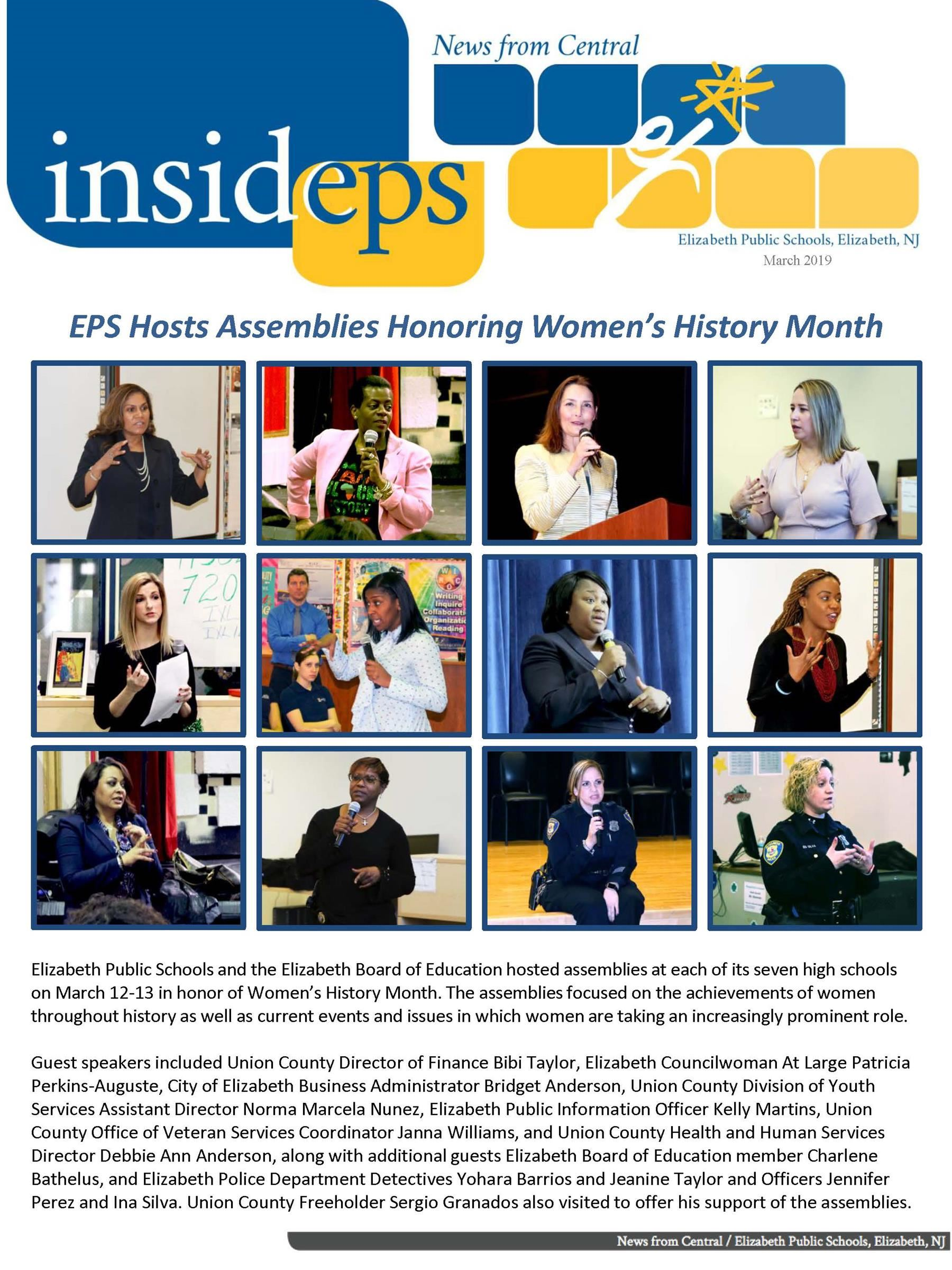 Inside EPS March 2019