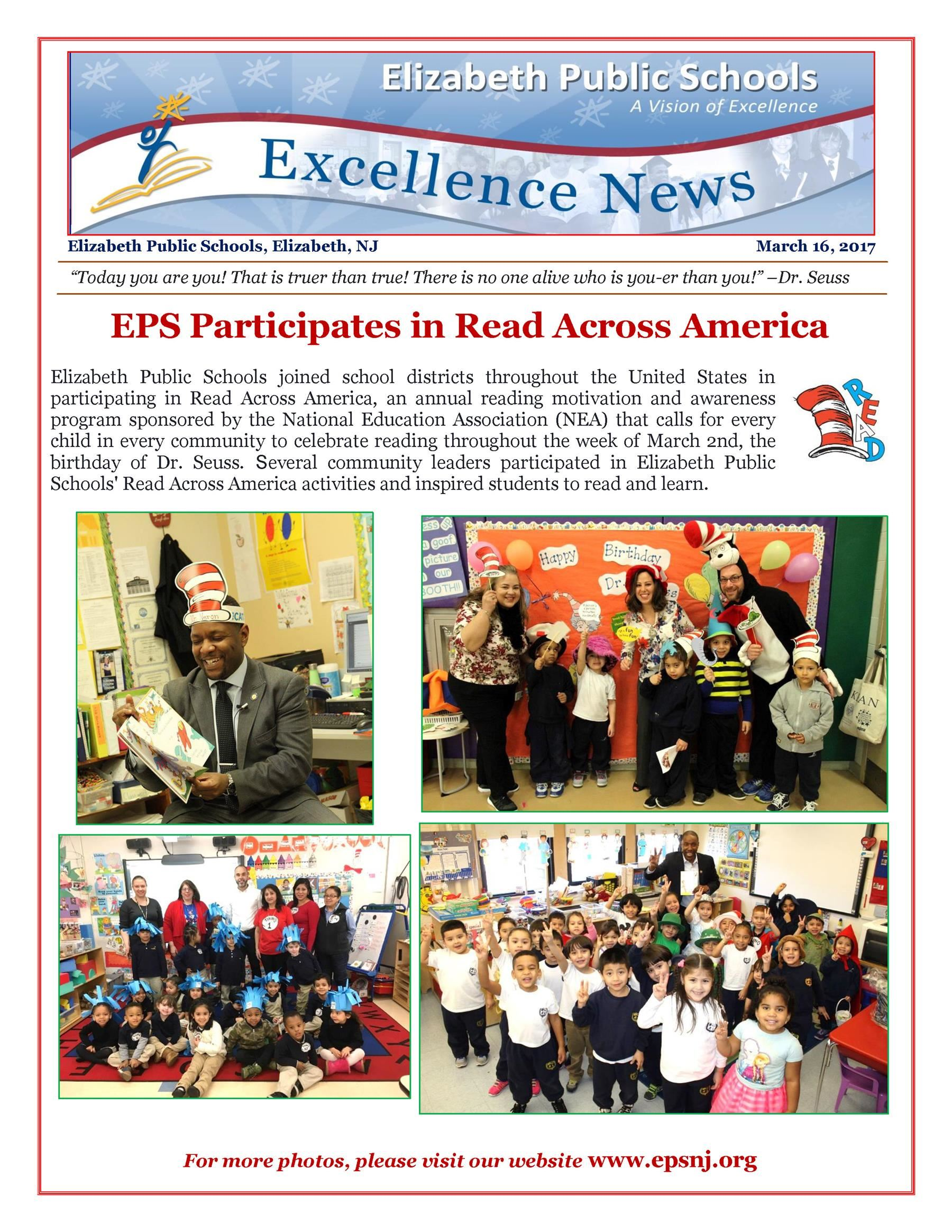 Excellence News March 2017