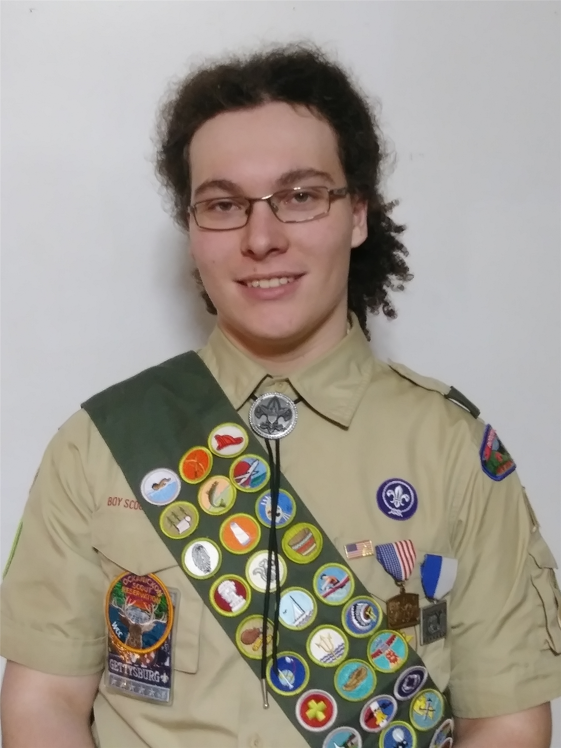 AHPA Student achieved Eagle Scout Rank - Martin Szypulski