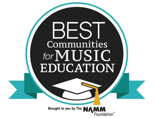 EPS Among 754 Districts Named 2020 Best Communities for Music Education by NAMM Foundation