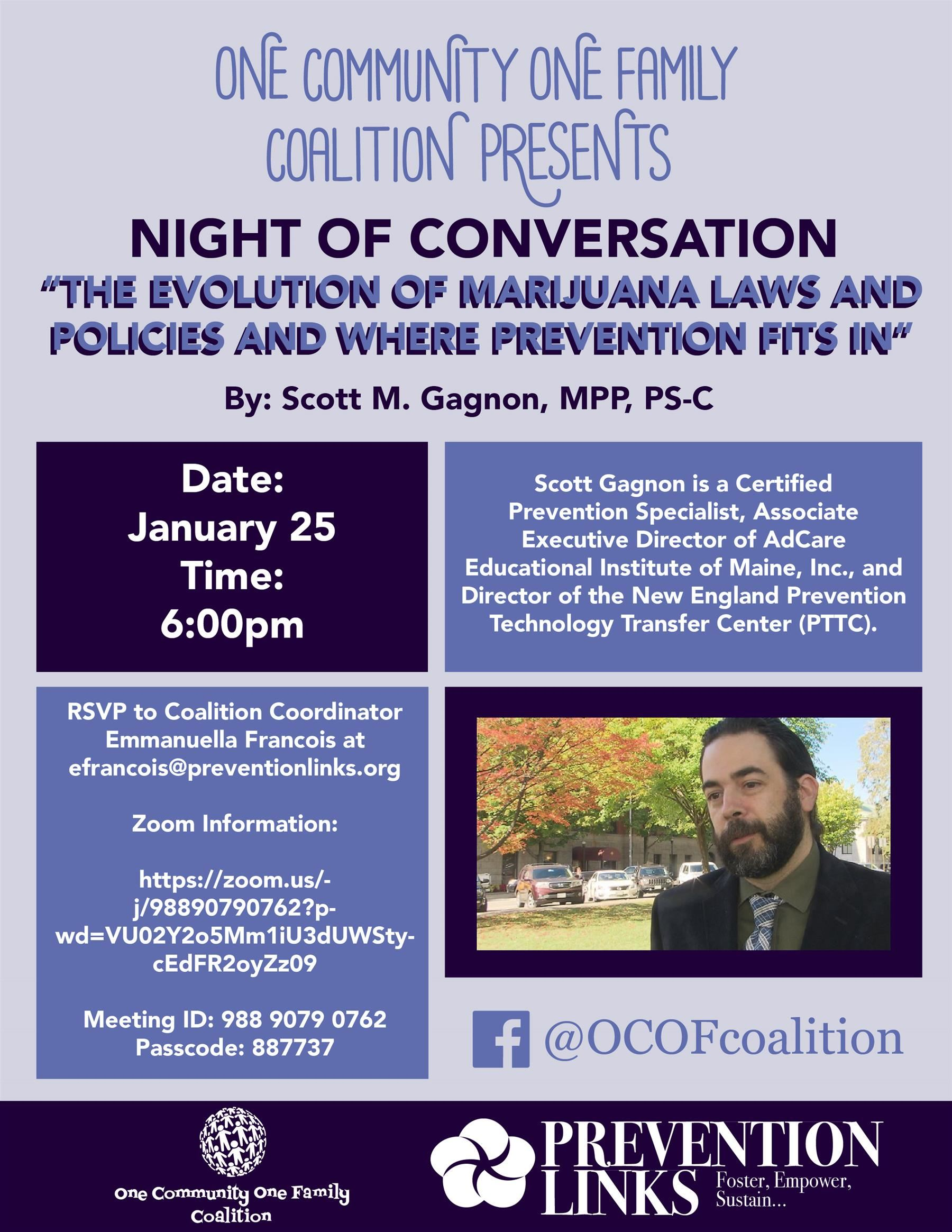 Night Of Conversation 2021