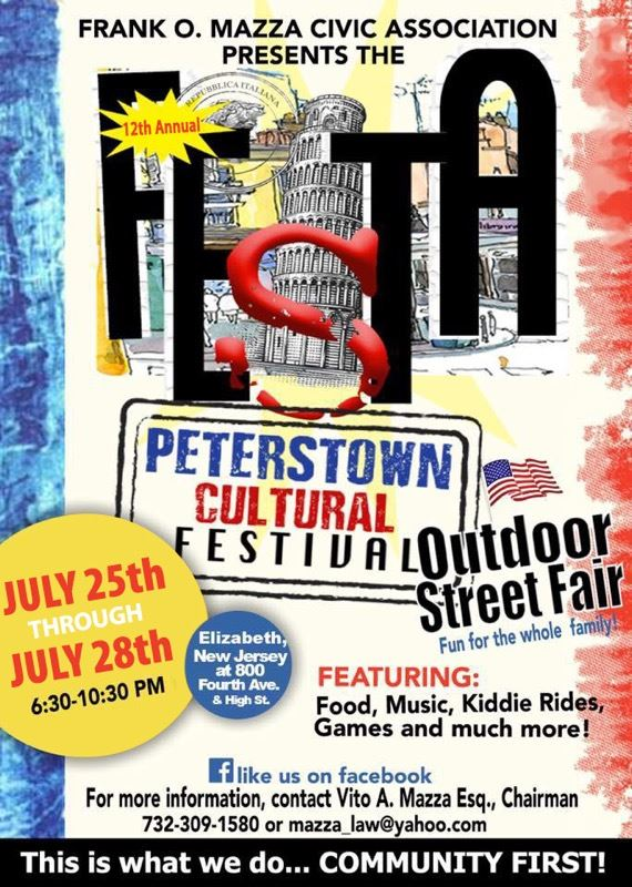 Peterstown Cultural Festival