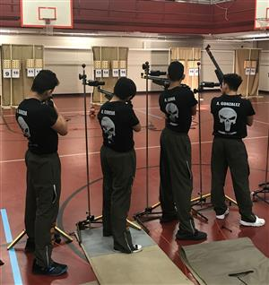 Halsey Rifle Team Wins Pennsylvania Regional Rifle Competition