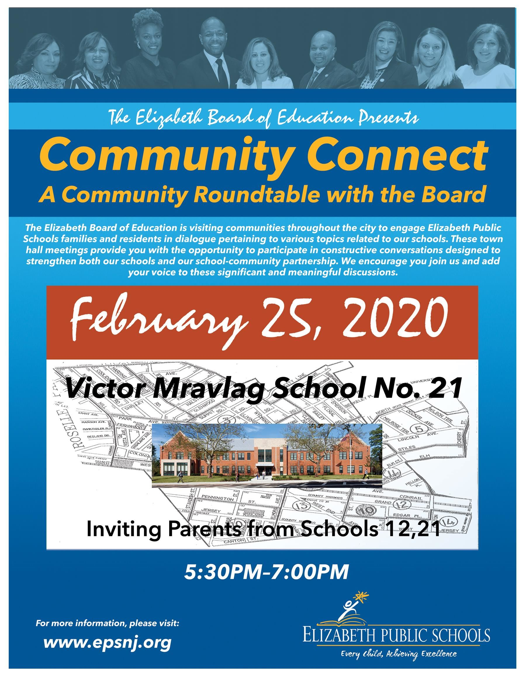 A Community Roundtable with the Board - Ward 3