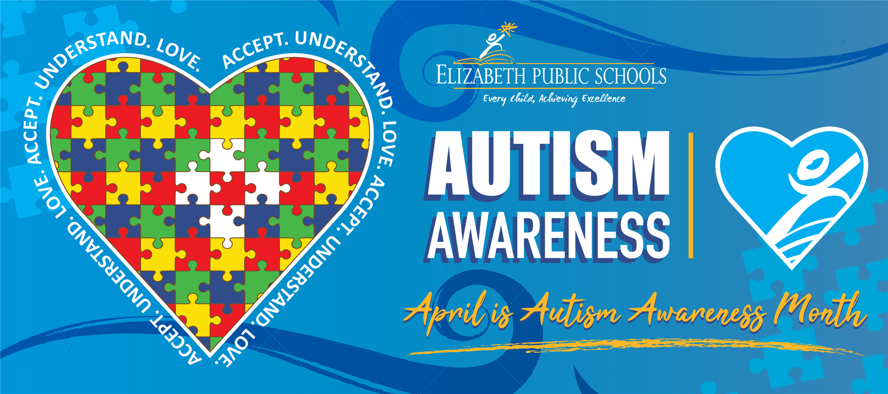 April 1 marks the beginning of Autism Awareness Month