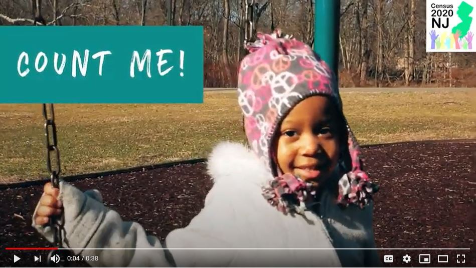 "Census ""Count Me"" Video with Adorable Kids!"