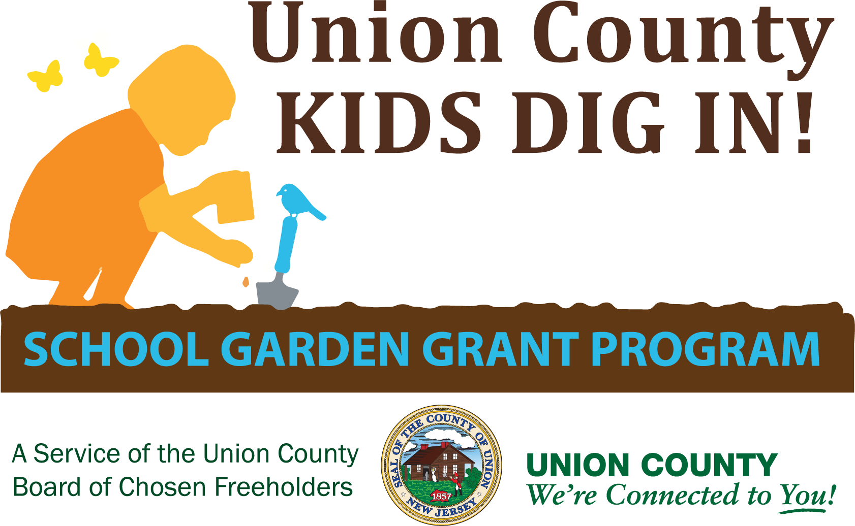 """Union County Kids Dig In!"" Initiative at Battin School #4"