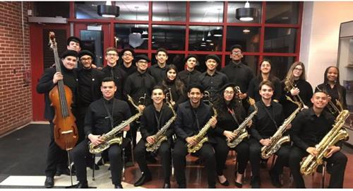 Elizabeth Jazz Ensemble, Band Shine at State Prelims