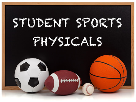 High School Winter Sports Physicals