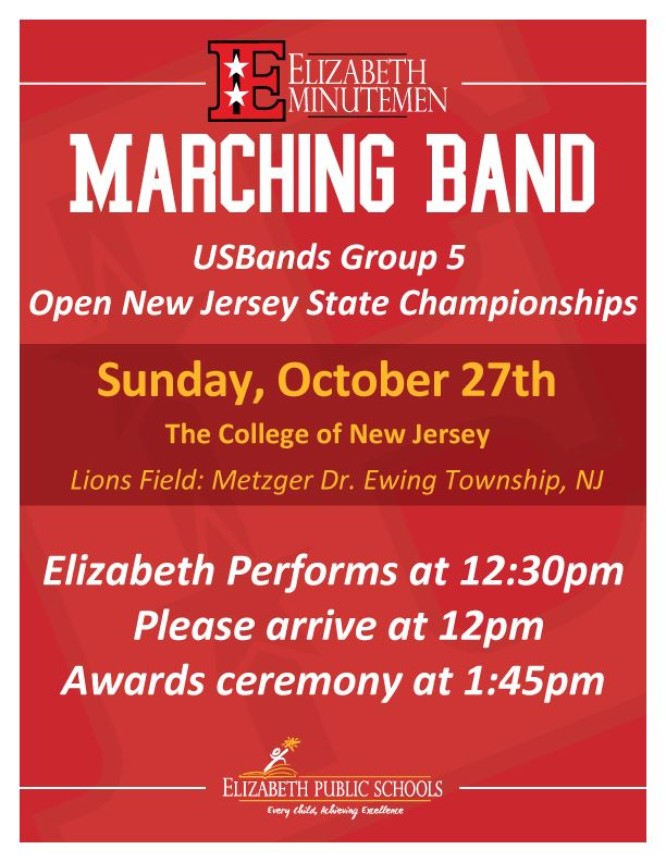 USBands Group 5 Open New Jersey State Championships