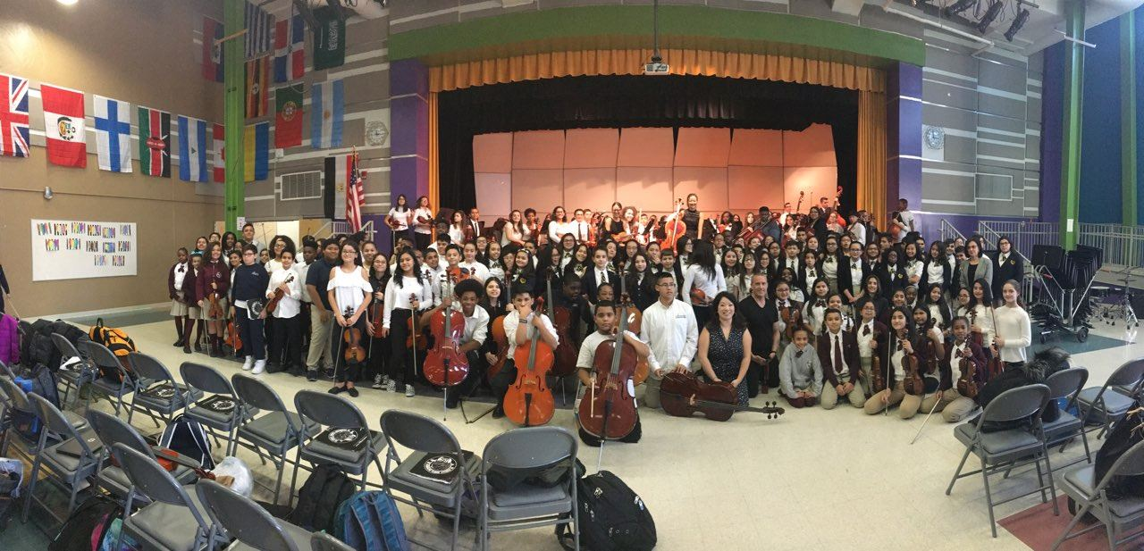 "Elizabeth Public Schools ""6th Annual Strings Night Out"""